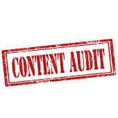 Content Audit-stamp