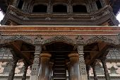 Architectural Temple In Bhaktapur