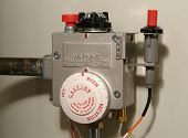 Hot Water Tank Heater Control