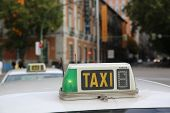 Madrid Taxicabs