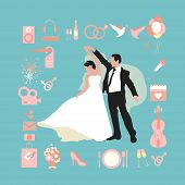 ������, ������: Wedding infographics