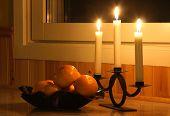 Tres velas