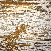 Vintage Wooden Background Vector With Space For Your Text