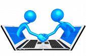 E-Business Handshake