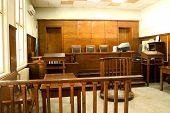 Sala do Tribunal