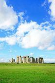 Stonehenge - Vertical