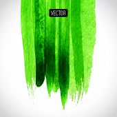 Vector abstract hand drawn background, spring background. Vector