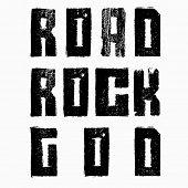 road rock god