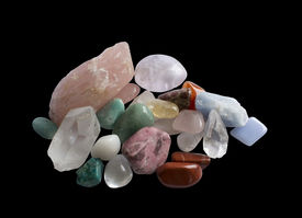 foto of calcite  - Semi - JPG