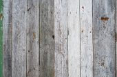 pic of green wall  - Grey and green real wood texture background - JPG