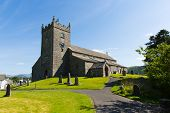 pic of church-of-england  - St Michael and All Angels Church Hawkshead Lake District Cumbria England UK - JPG