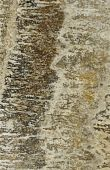 Surface Of The Travertine. Tints Of Brown And Grey. Striped.