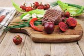 stock photo of red meat  - meat food  - JPG
