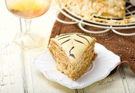 image of torte  - Esterhazy Torte - JPG