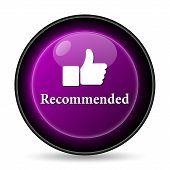 foto of recommendation  - Recommended icon - JPG