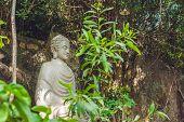 Постер, плакат: Buddha Statue Vietnam In Nha Trang