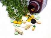 Chemical versus alternative medicine