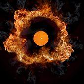 Burning hits