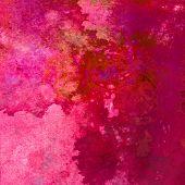 Grunge Vibrant Concrete Background