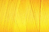 Yellow Thread Fabric Wool Yarn Wrapped In A Spool Of Threads And Textiles Great For A Background