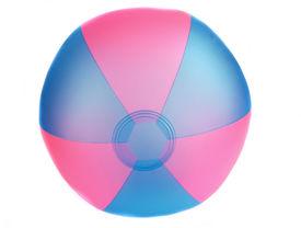 foto of beach-ball  - Beach Ball on white background - JPG