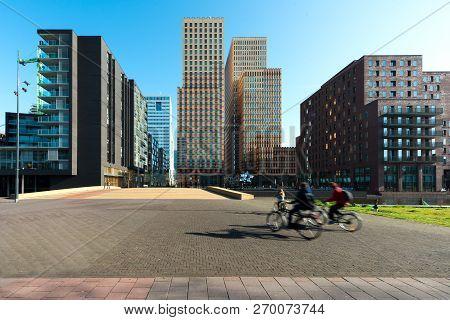 Office Buildings In Amsterdam Zuid