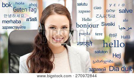 translation communication and technology concept