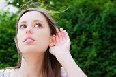 Relying on hand-ear listening the Good news