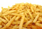image of pommes de terre frites  - French fries potatoes - JPG