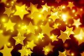 Abstract ,background, Blurred Bokeh Background, Bokeh Bright ,brown ,holiday ,christmas ,color ,deco poster