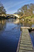 Pontes antigas e modernas
