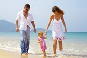 Sea And Family