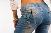 Pen In Pocket