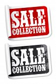 Sale collection tickers set