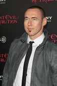 LOS ANGELES - SEP 12:  Kevin Durand arrives at the