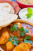 pic of raita  - Chicken Rogan Josh with natural rice - JPG