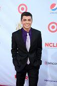 LOS ANGELES - SEP 16:  Adam Irigoyen arrives at the 2012 ALMA Awards at Pasadena Civic Auditorium on September 16, 2012 in Pasadena, CA