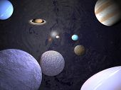 Universe - Science Backgrounds