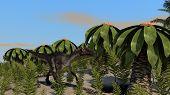 hunting utahraptor