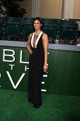 LOS ANGELES - 19 SEP: Morena Baccarin llega a la Premier de Los Angeles