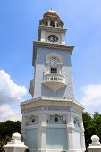 Queen Victoria Memorial Clock Tower, Georgetown - Penang Island, Malaysia