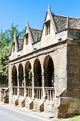Old Market Hall, Chipping Camden, Gloucestershire, England