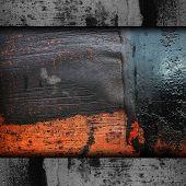iron background metal texture rusty old rust grunge steel metall