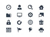 image of garbage bin  - Web icons - JPG