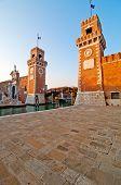 Venice Italy Arsenale