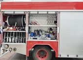 Car of the Sofia fire-brigade