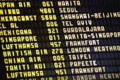 List of International Flights