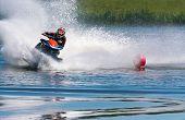 Jet Ski Extreme Water Sport