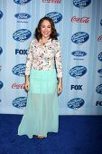 LOS ANGELES - JAN 14:  Diana DeGarmo at the American Idol Season 13 Premiere Screening at Royce Hall