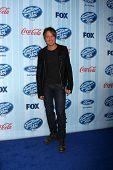 LOS ANGELES - JAN 14:  Keith Urban at the American Idol Season 13 Premiere Screening at Royce Hall on January 14, 2014 in Westwood, CA